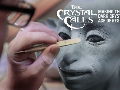 watch The Crystal Calls - Making The Dark Crystal: Age of Resistance streaming