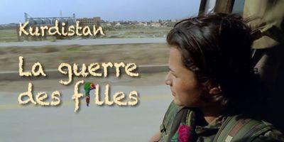 Kurdistan, la guerre des filles en streaming