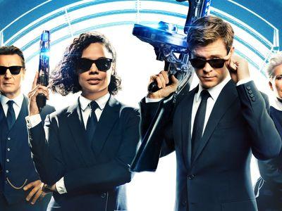 watch Men in Black: International streaming