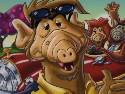 watch ALF: The Animated Series streaming