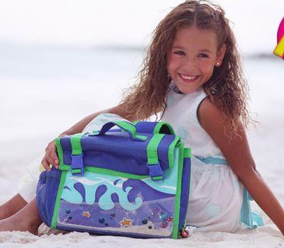 Amy, la niña de la mochila azul online