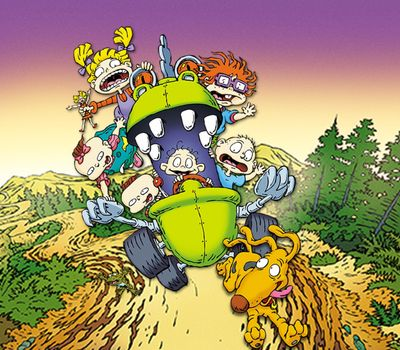 The Rugrats Movie online