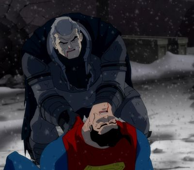 Batman: The Dark Knight Returns, Part 2 online