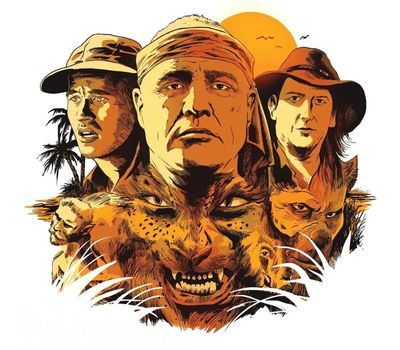The Island of Dr. Moreau online