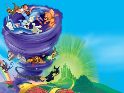 watch Tom and Jerry & The Wizard of Oz streaming