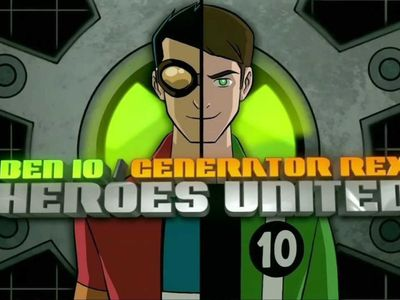 watch Ben 10 Generator Rex Heroes United streaming