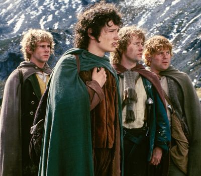The Lord of the Rings: The Fellowship of the Ring online