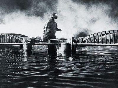 watch Godzilla streaming