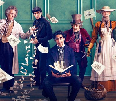 The Personal History of David Copperfield online