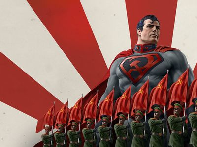 watch Superman: Red Son streaming