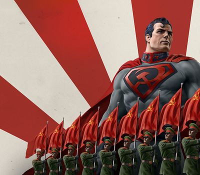 Superman: Red Son online