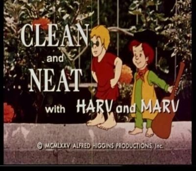 Clean and Neat with Harv and Marv online