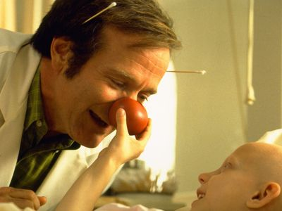watch Patch Adams streaming