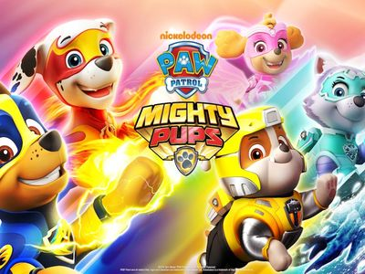 watch PAW Patrol: Mighty Pups streaming