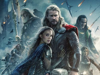 watch Thor: The Dark World streaming
