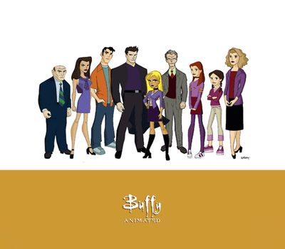 Buffy the Animated Series online