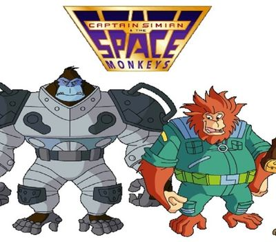 Captain Simian & the Space Monkeys online