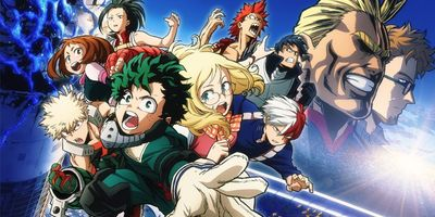 My Hero Academia : Two Heroes STREAMING
