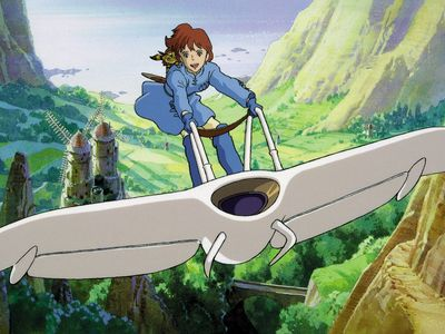 watch Nausicaä of the Valley of the Wind streaming