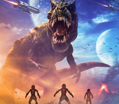 Jurassic Galaxy online