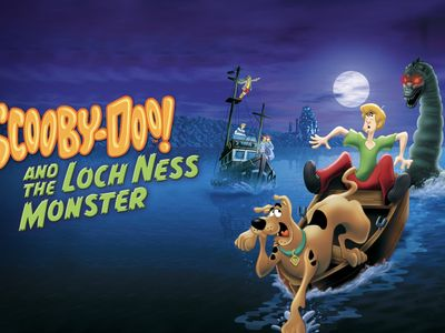 watch Scooby-Doo! and the Loch Ness Monster streaming