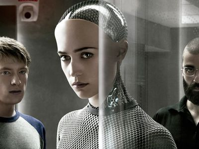 watch Ex Machina streaming