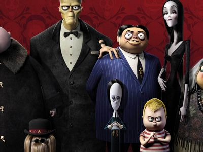 watch The Addams Family streaming