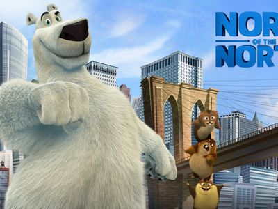 watch Norm of the North streaming
