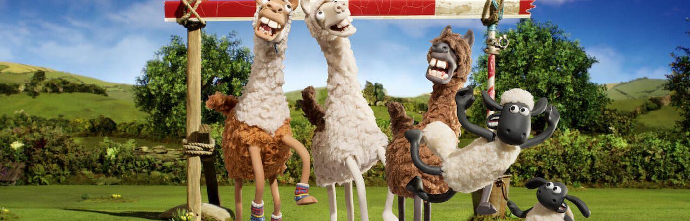 Voir film Shaun le mouton : Les lamas du fermier en streaming