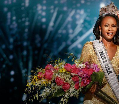 Miss USA online