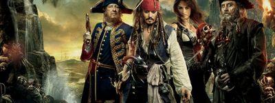 Pirates des Caraïbes: La Fontaine de jouvence online