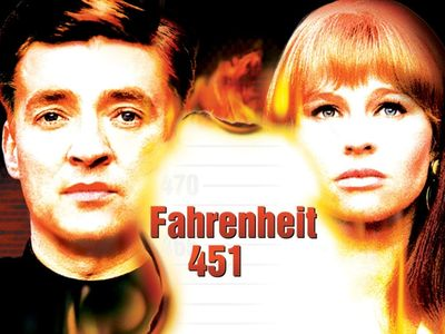 watch Fahrenheit 451 streaming