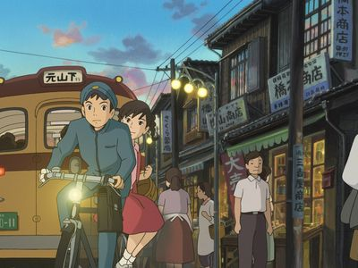 watch From Up on Poppy Hill streaming