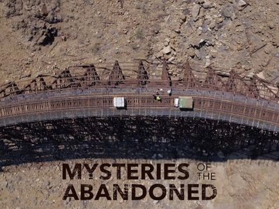 watch Mysteries of the Abandoned streaming