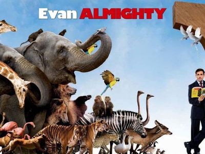 watch Evan Almighty streaming