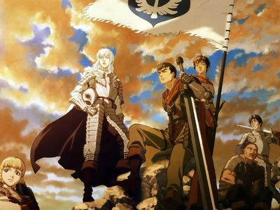 watch Berserk: The Golden Age Arc I - The Egg of the King streaming