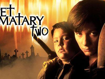 watch Pet Sematary II streaming