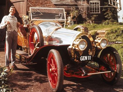 watch Chitty Chitty Bang Bang streaming