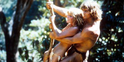 Tarzan, l'homme singe en streaming