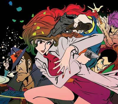 Lupin the Third: The Woman Called Fujiko Mine online