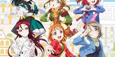 ラブライブ! サンシャイン!! The School Idol Movie Over The Rainbow en streaming