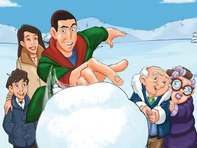 watch Eight Crazy Nights streaming