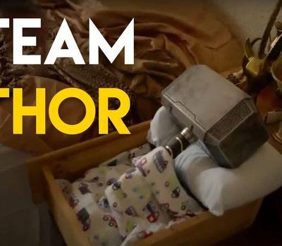 Team Thor online