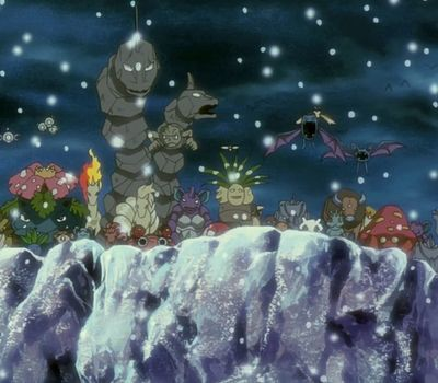 Pokémon: The Movie 2000 online