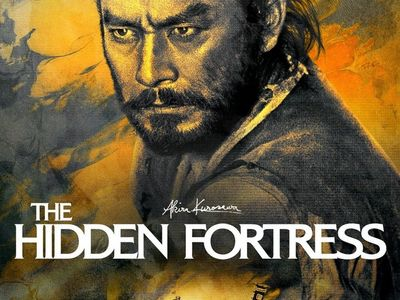 watch The Hidden Fortress streaming