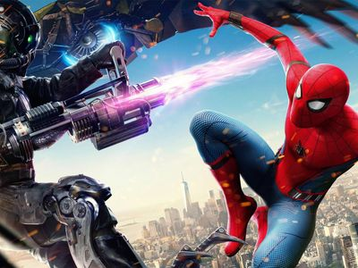 watch Spider-Man: Homecoming streaming