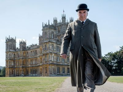 watch Downton Abbey streaming