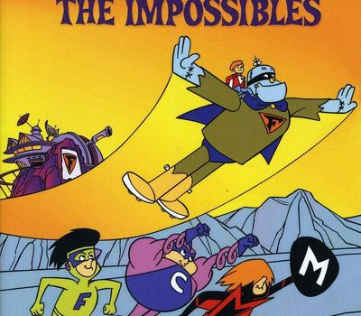 Frankenstein, Jr. and The Impossibles online