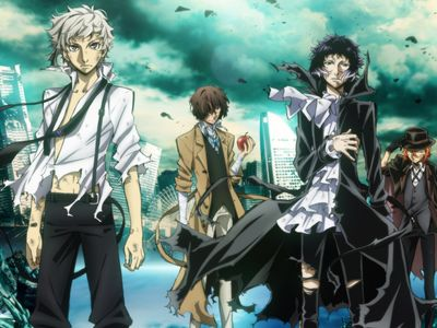 watch Bungo Stray Dogs: Dead Apple streaming