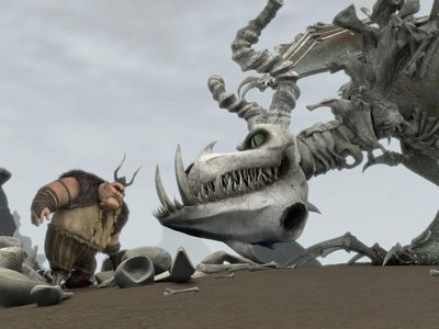 watch Legend of the BoneKnapper Dragon streaming